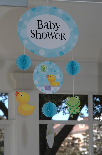 Eileen baby shower