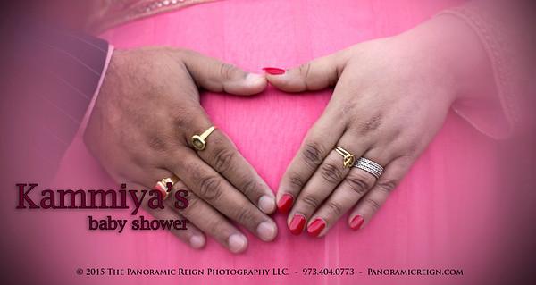 Kammiya's Baby Shower