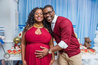 Natefa & Stanley Baby shower