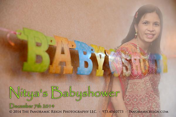 Nitya's Babyshower