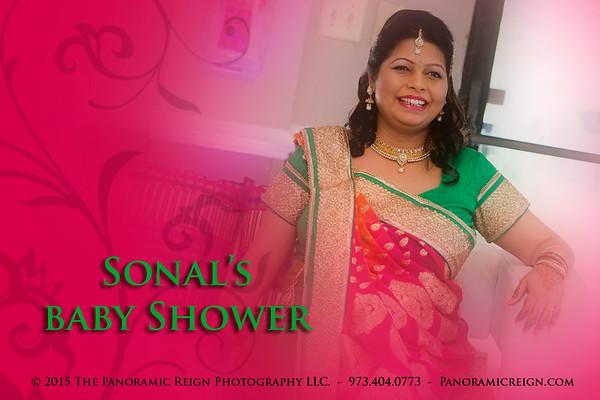 Sonal's Baby Shower