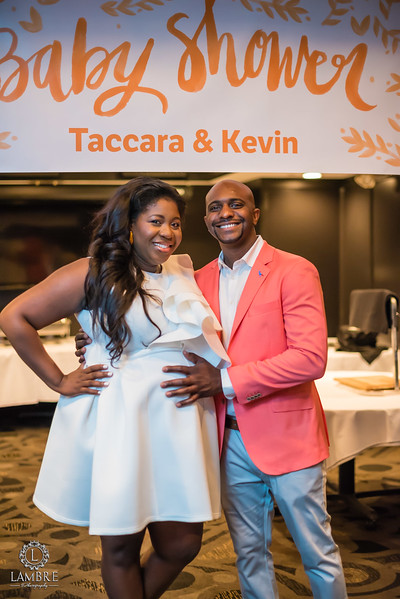 Taccara & Kevin Baby shower