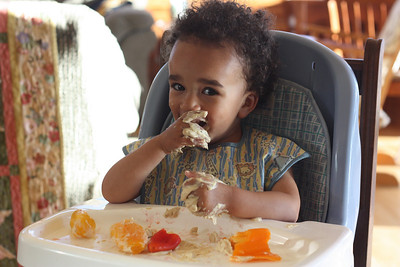 Yummy hummus!
