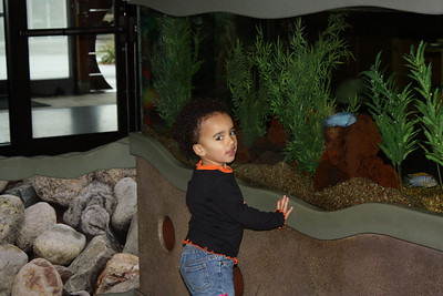 Esther at the Zoomasium