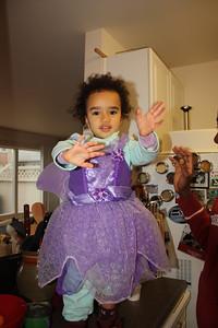 Esther the fairy princess