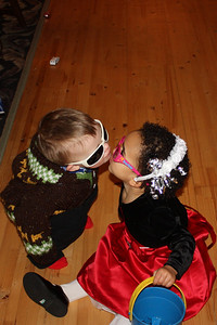 Is there anything cuter than two toddlers giving each other a kiss?