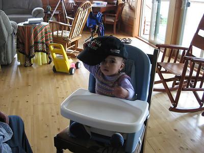 Uncle Louie's Obama hat
