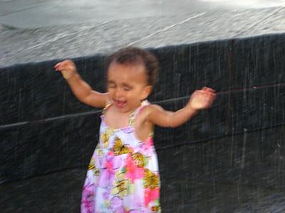 Yeah water!
