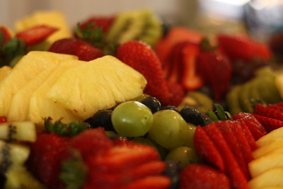 Aunt Becky's Fabulous fruit salad