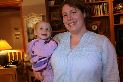 Greta and her mama Heather