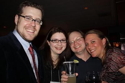 Matt, Andrea, Marko and Jen
