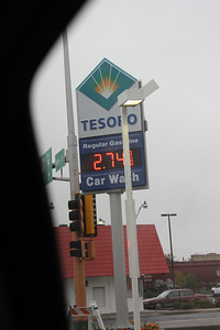 Obviously Moorhead is lacking some gas tax that we are paying at home!!