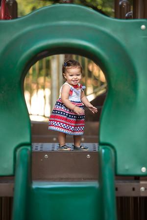 Baby Zara 1yr