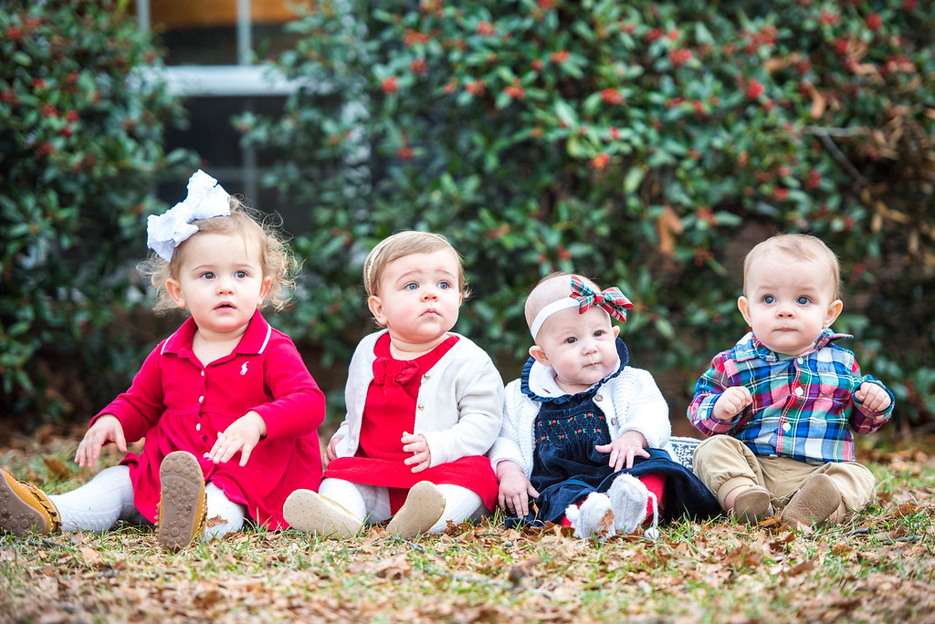 Baby friends Christmas 2016