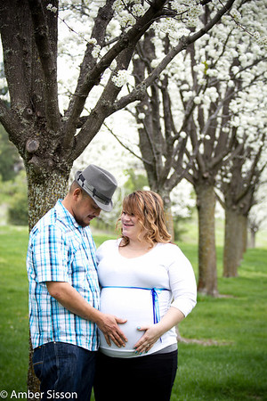Aldrete Maternity Session