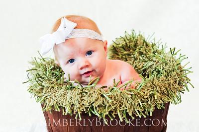 Jameson at 3 months
