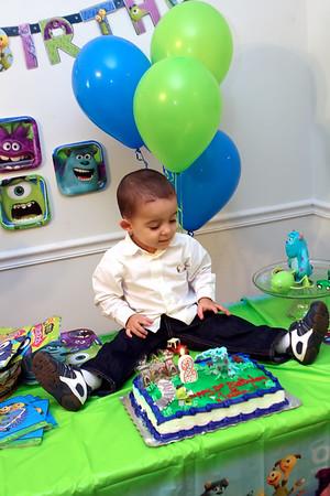 Justin's turns 2