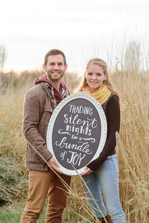 Kari & Andre | Baby Announcement