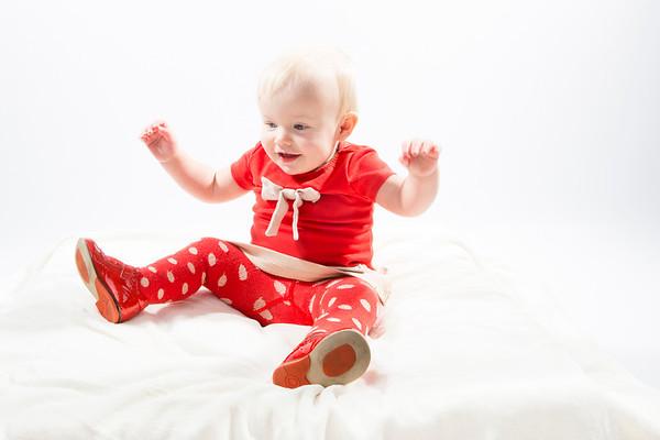 Lena, 15 maanden oud