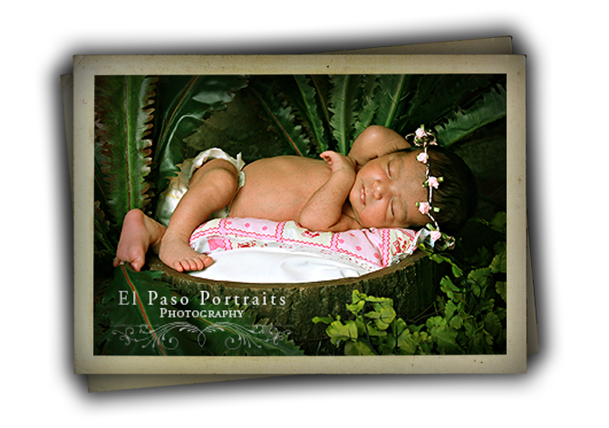 Baby's First Year Baby Photography Plan - Samantha's newborn baby photography session at El Paso Portraits.          http://elpasoportraits.com/types-sessions/children/beautiful-baby/