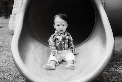 Xander - 9 Months