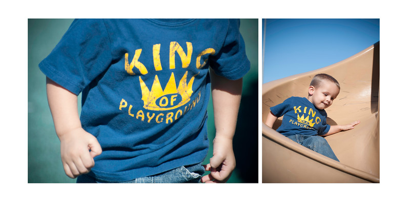 Brayden - Playground King