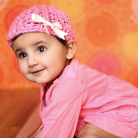 Mehr's Baby Session
