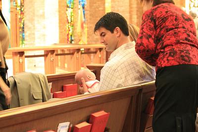Luc Baptism