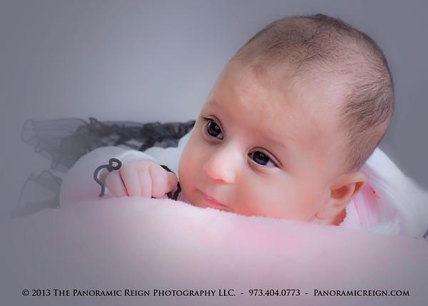 Zara's First Photo Shoot