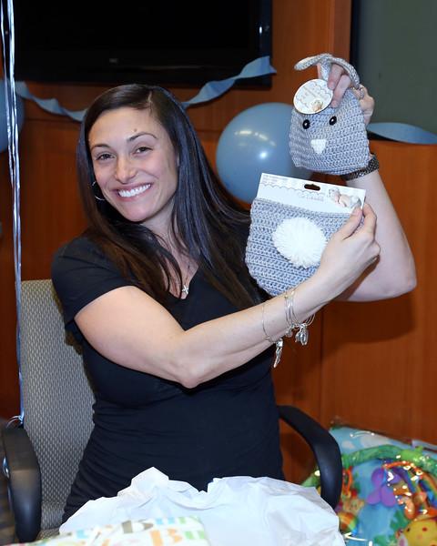 1-29-16 Kristin D'Agostino's Baby Shower