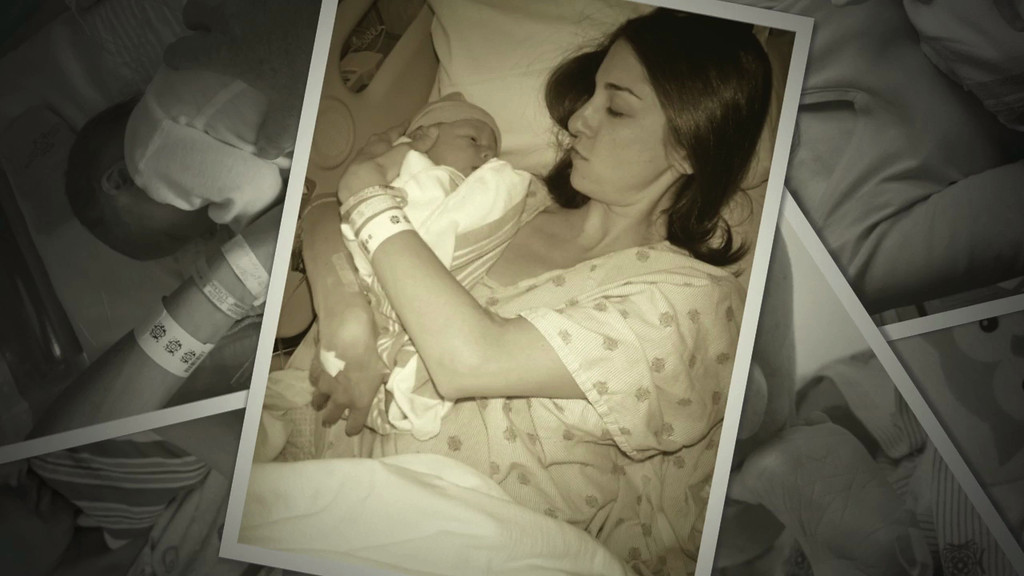 Video slideshow of Finnegan Lee Barber, Amanda Barber, Steve Barber and family at Uniontown Hospital 6/6/12.