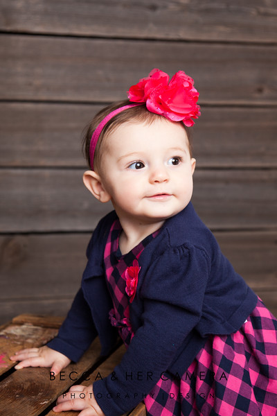 Adelina | 9 Months