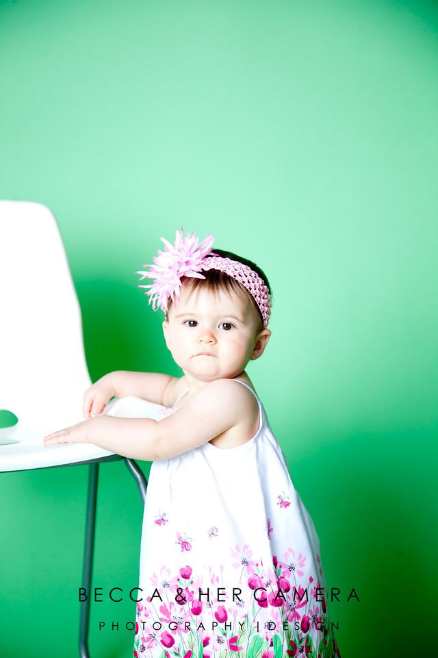 Aniah Gonzales   9 Month