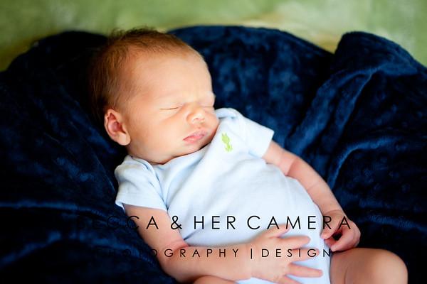 Brayden Putman | Newborn