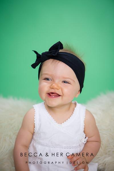 Evie   9 Month
