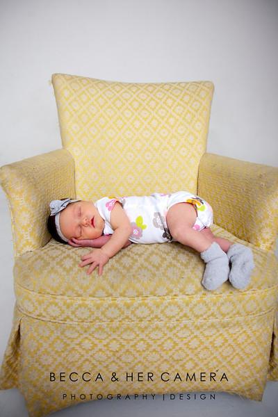 Sadie Gomes | Newborn