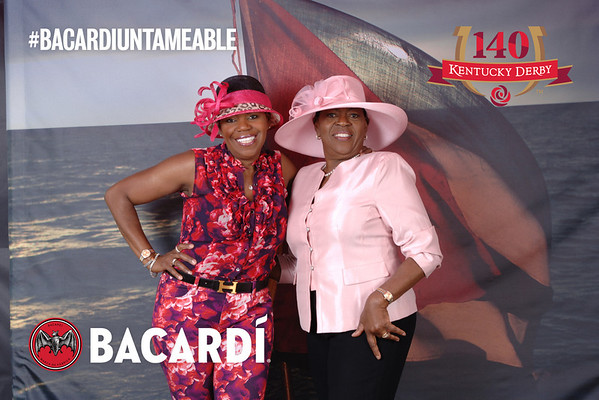 Bacardi at The Kentucky Derby