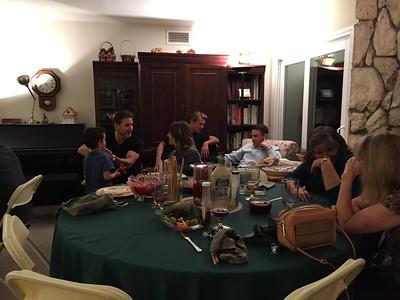 Baca's Thanksgiving 2015