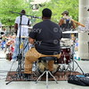 Bach Lunch - Curley Taylor 032417 Parc Sans Souci, Lafayette, La 096