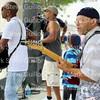 Bach Lunch - Curley Taylor 032417 Parc Sans Souci, Lafayette, La 100