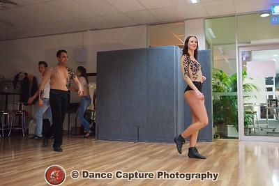 Amit & Emily - Zouk Performance