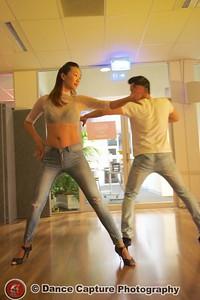 Ben & Eva - Bachata Performance
