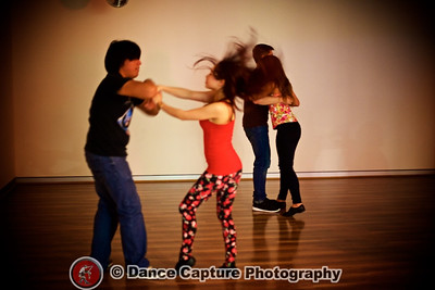 Zouk room at Bachata Spring Charity Dance Event 6 September  2015 @ Corazon Studios