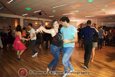 Social Dancing - Main Room