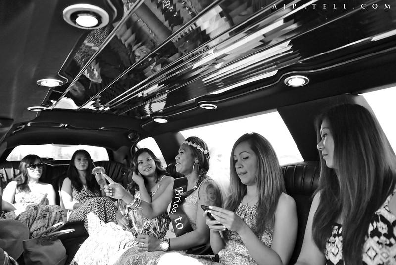 Napa Bachelorette Getaway Party