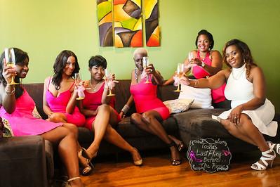 Bachelorette Shoot