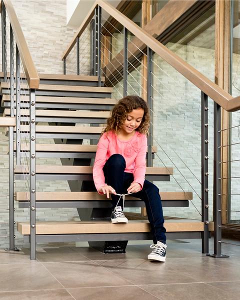 Paragon Stairs/ Salter Spiral