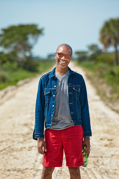 Portrait made in Titusville, FL