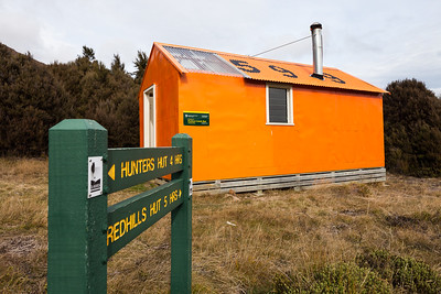 Porters Hut, Red Hills, Mount Richmond Forest Park