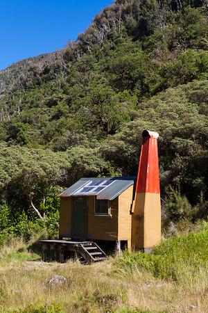 Poet Hut, Kokatahi Whitcombe Area